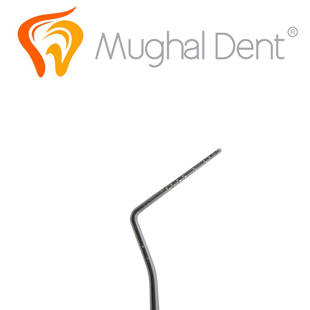 Sonda periodontal Williams Fox Detalle
