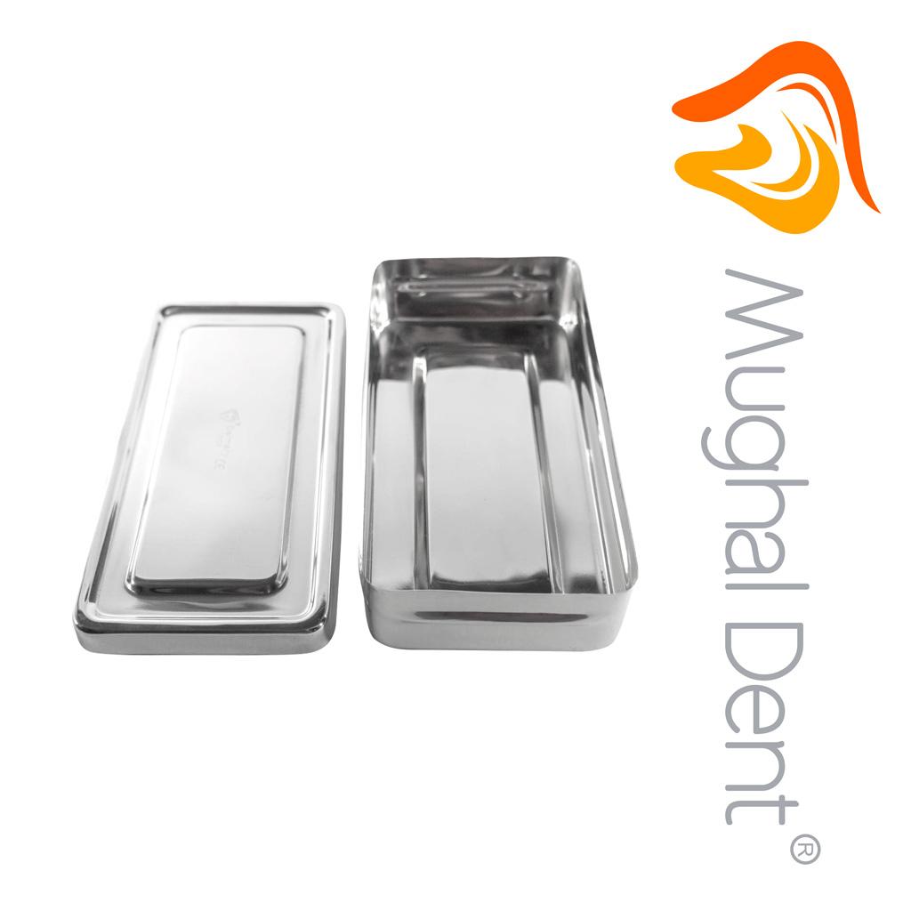 Caja Para Esterilizar 20 x 10 x 4cms - Lisa