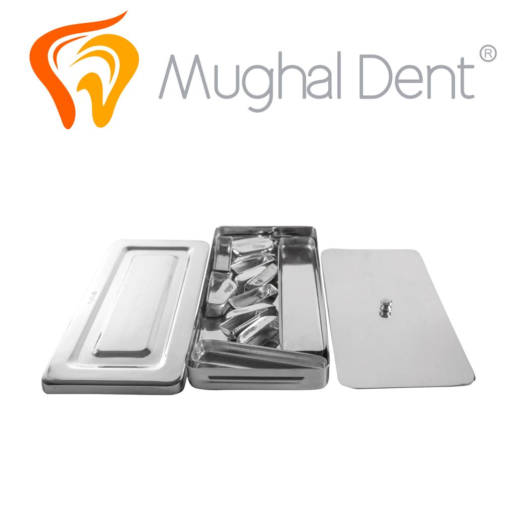 Caja Para Endodoncia Con Contratapa Interior Horizontal Detalle